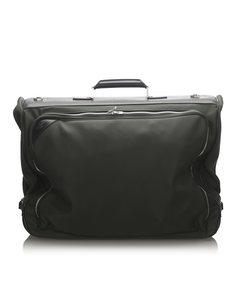 Louis Vuitton Santore Ardoise Garment Travel Bag Green