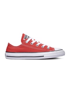 Yths C/t All Star Ox 3j236c Red