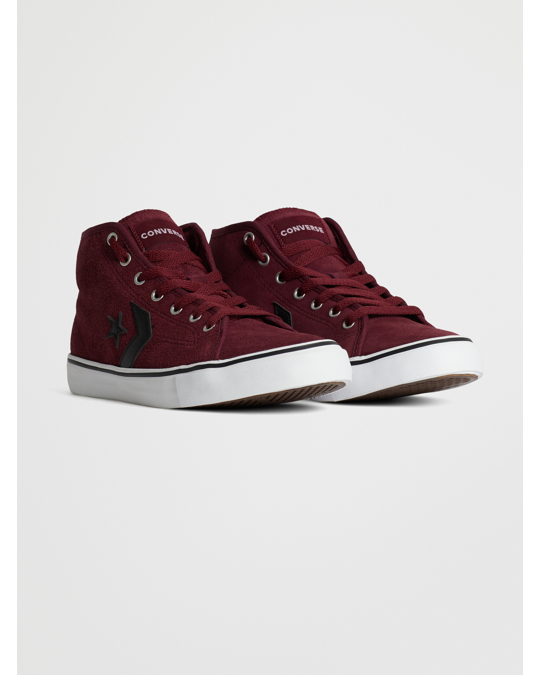 Converse Converse Star Replay 665322c Dark Burgundy