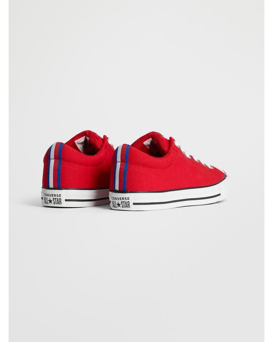 Converse Ctas Street Slip 663598c Red/black/white