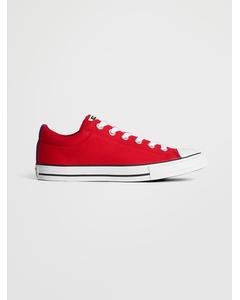 Ctas Street Slip 663598c Red/black/white