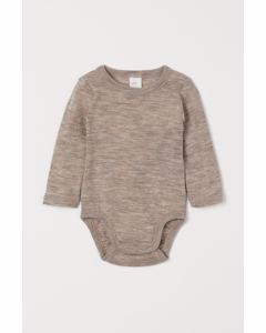 Mercer Wool Body Beige