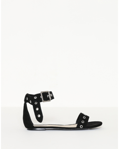 Rock Chic Sandal Black