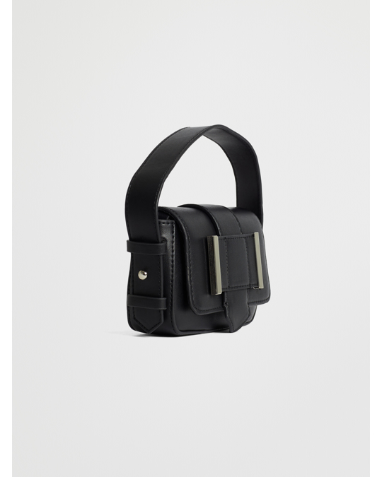 NLY by Nelly Go For It Mini Bag Black