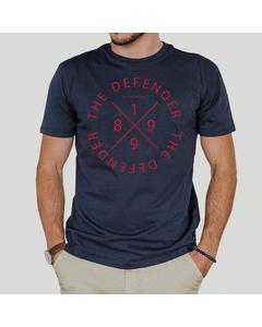 T-shirt I 100% Mjuk Och Kraftig Bomull