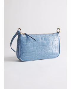 P Gaetano Small Bag Exotic Blue