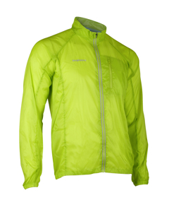Feather Jacket Men Apple Green