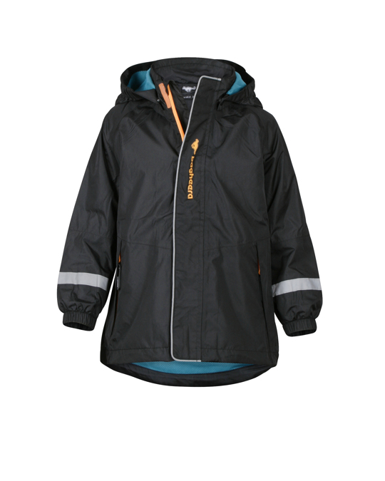 Bagheera Splash Rain Jacket Black