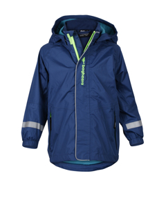 Splash Rain Jacket Blue
