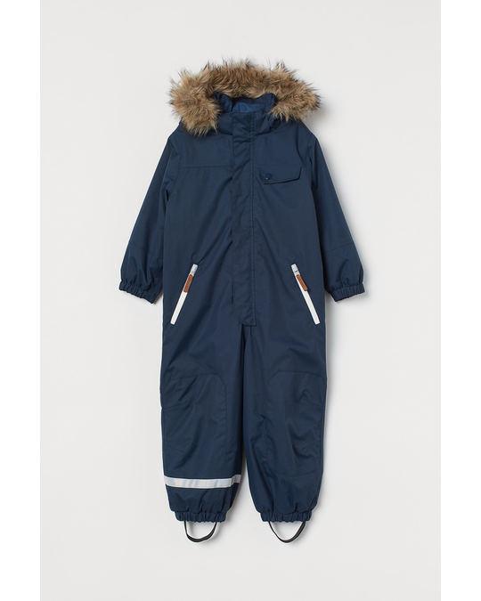 H&M Waterproof all-in-one suit Dark blue
