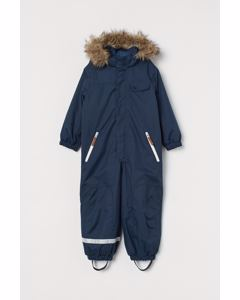 Sb Berg Waterproof Snowsuit Blue