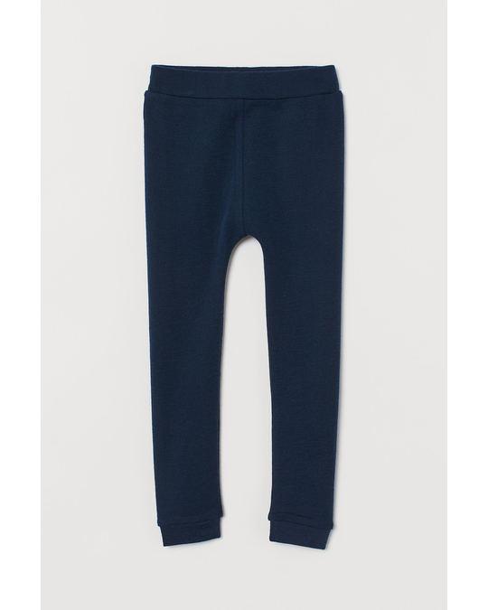 H&M Sb Fredrik Wool Trs Baselayer. Blue