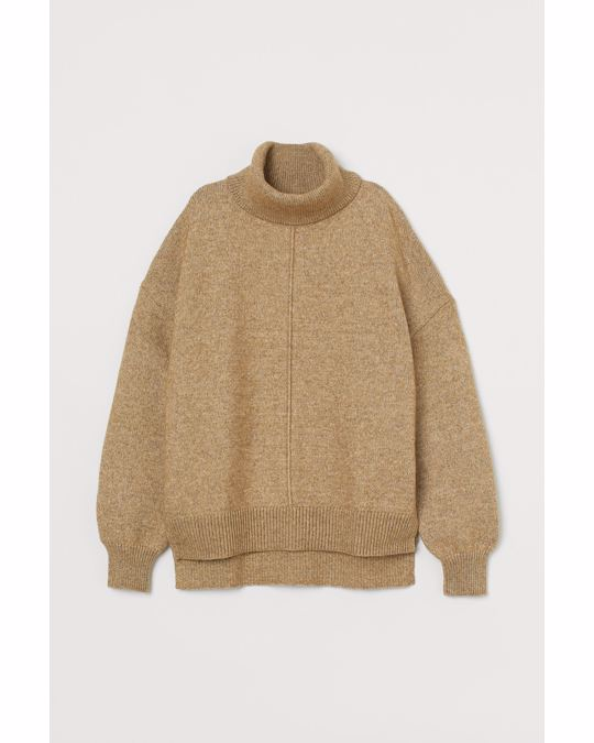 H&M Moscow Beige