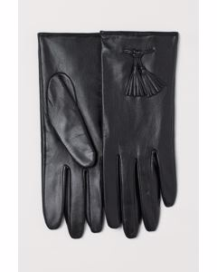 Python Glove Black