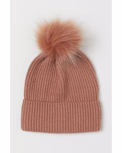 Kassandra Beanie Orange