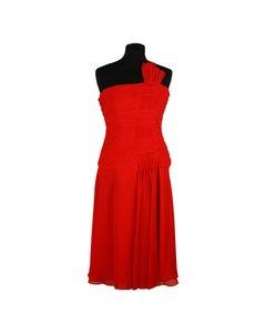 One Shoulder Midi Dress Size 42