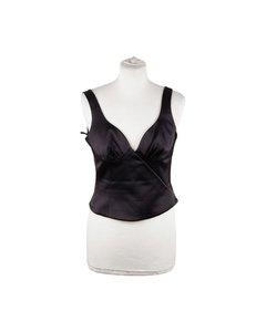 Versace Beige Cashmere Handväska Modell: Tank Top
