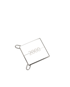 Hermes Symbole 2000 Pendant Silver