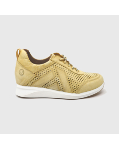 Farger Sneakers Yellow