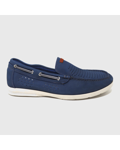 Carabela Nautical Shoes Navy Blue