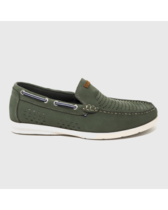Carabela Nautical Shoes Green