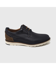 Alan Casual Shoes Navy Blue