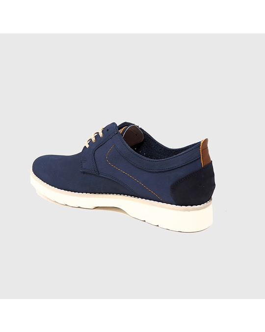 Hanks Dover Casual Shoes Leaher Brown