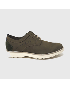Dover Casual Shoes Kaki