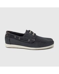 Corbeta Nautical Shoes Navy Blue
