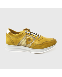 Ariel Sneakers Yellow