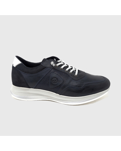 Ariel Sneakers Navy Blue