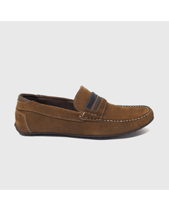 Axel Loafers Leather Brown