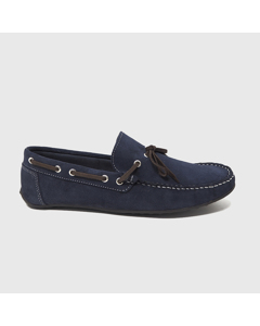 Galera Loafers Navy Blue