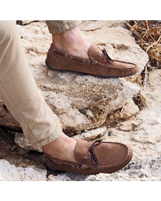 Hanks Galera Loafers Leather Brown