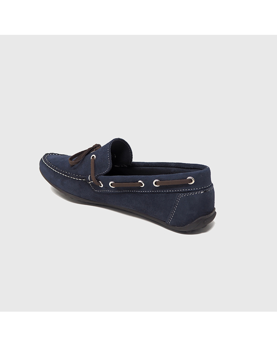 Hanks Galera Loafers Navy Blue