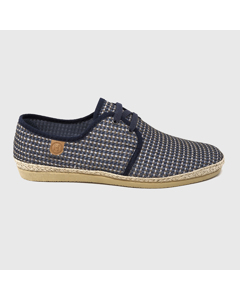 Murray Espadrilles Navy Blue