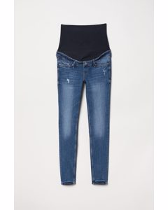Mama Skinny Jeans Denimblå/trashed