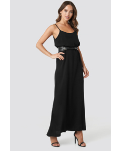 Cami Maxi Dress Black