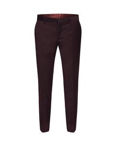 Mens Pants Suit Regular   Black