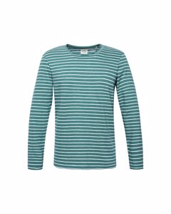 Men's T-shirt Long Sleeve, Olive