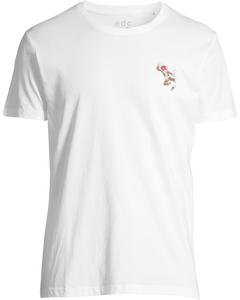 Men's Polo Shirt Long Sleeve, White