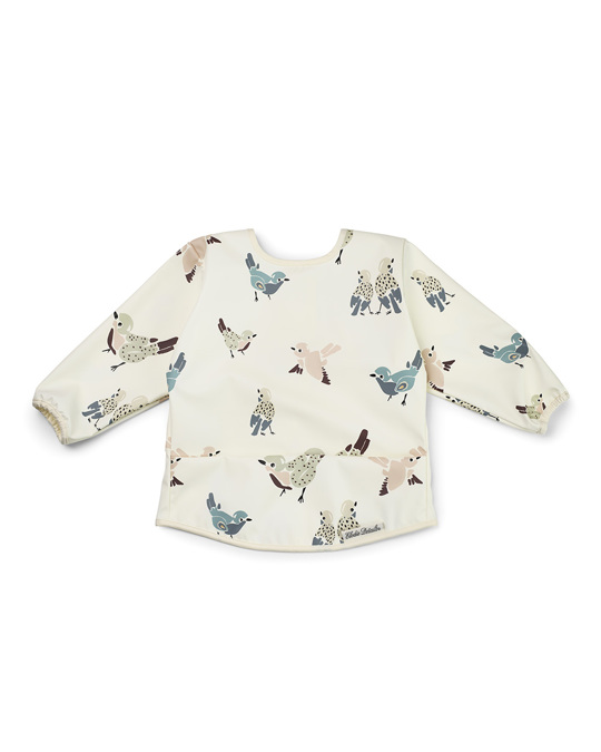Elodie Details Feathered Friends Big Bib Multi