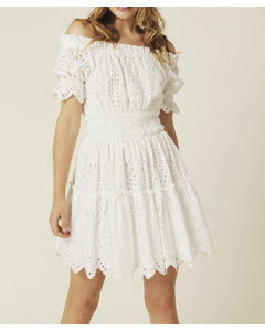 Chante Dress White