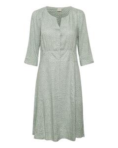 Karinacr Dress Soft Green