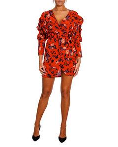 Iro Dress Nucha Red