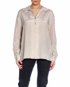 Whyred Shirt Melia Beige