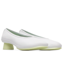 Alright Heels White