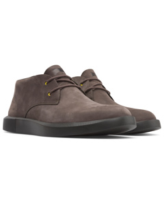 Bill Formal Shoes Brown Gray