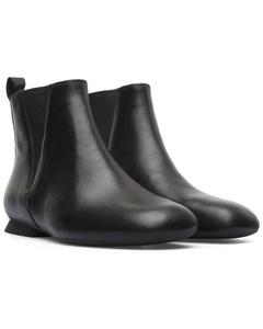 Casi Myra Ankle Boots Black