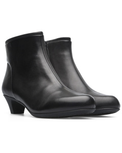 Helena Ankle Boots Black